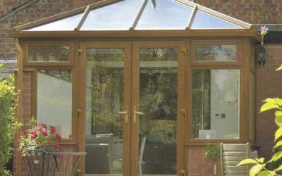 Conservatory Fitting