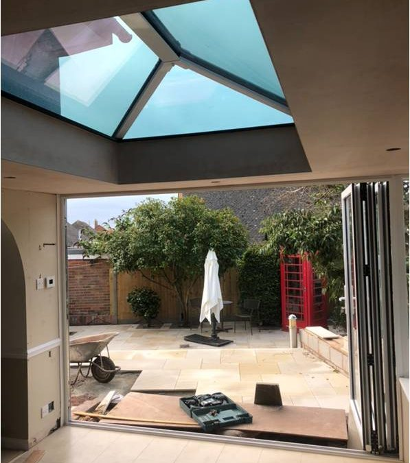 Victorian Conservatory to a Lean-to